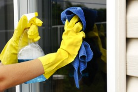 Polish House Cleaners windows cleaning